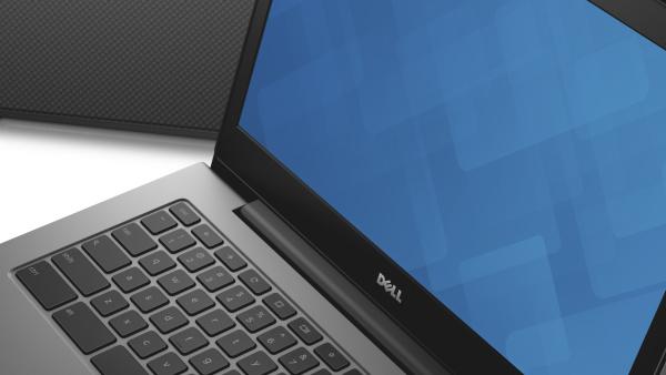 Chromebook 13: Dell baut ein Chromebook aus Kohlefaser, Alu und Magnesium