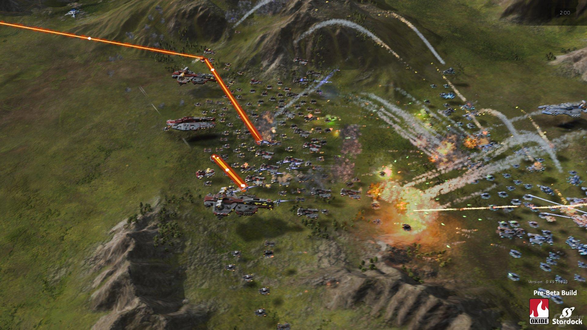 Ashes of the Singularity wird das erste native DirectX-12-Spiel sein
