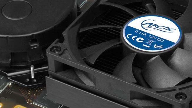 VGA-Kühler: Arctic Accelero Hybrid III mit besserer VRM-Kühlung