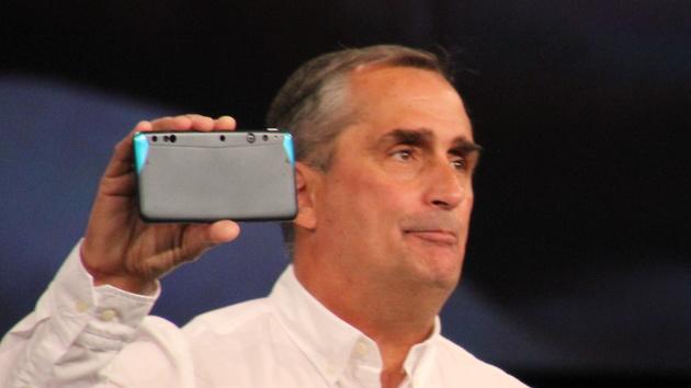 IDF 2015: Intel verbündet sich mit Google für RealSense-Smartphone