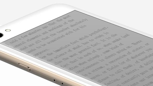 Oukitel U6: Smartphone mit LC- und E-Ink-Display für 220 Euro