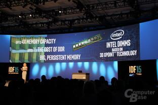 Intel-DIMMs kosten im Bestfall die Hälfte von DDR-RAM