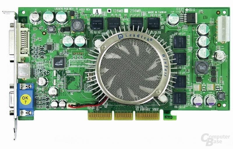 Leadtek WinFast A 350 XT