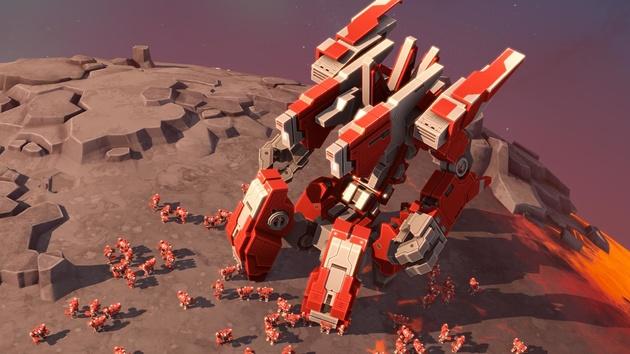 Planetary Annihilation: Standalone-Erweiterung Titans veröffentlicht
