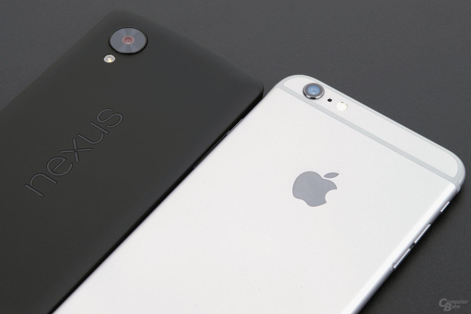 Das Nexus 5 wird nach wie vor meinen Alltag begleiten