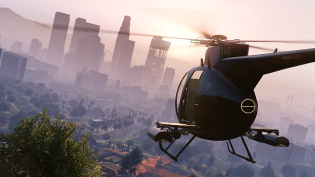 Grand Theft Auto V: Rockstar Editor mit nächstem Update für PS4 und Xbox One