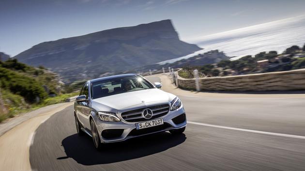 Mercedes-Benz: Engere Zusammenarbeit mit Apple und Google vorstellbar
