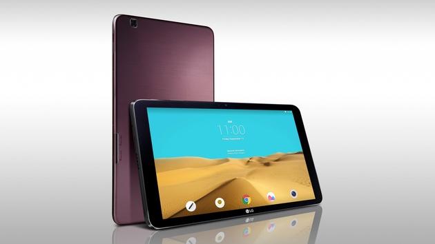 LG: G Pad II 10.1 kommt mit Full HD und Snapdragon 800