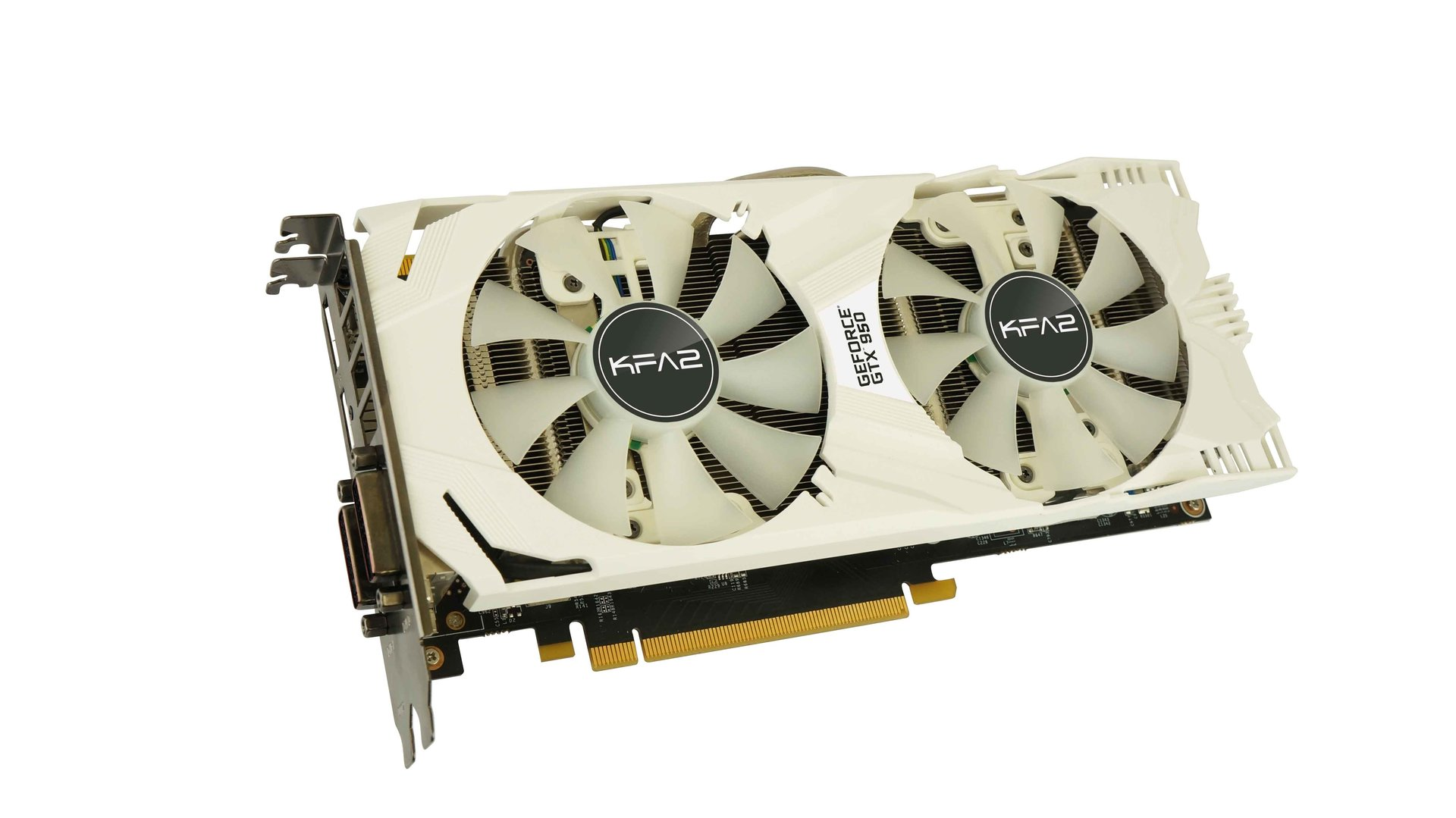 KFA² GeForce GTX 950 EX OC WHITE