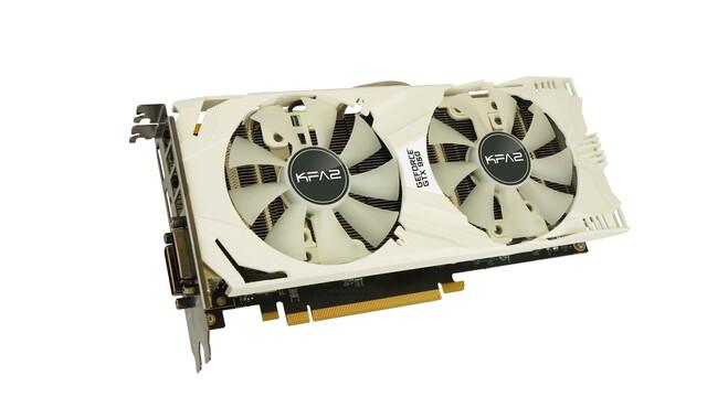 KFA² GeForce GTX 950 EX OC WHITE