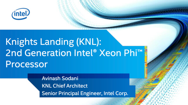 Intel Knights Landing im Detail