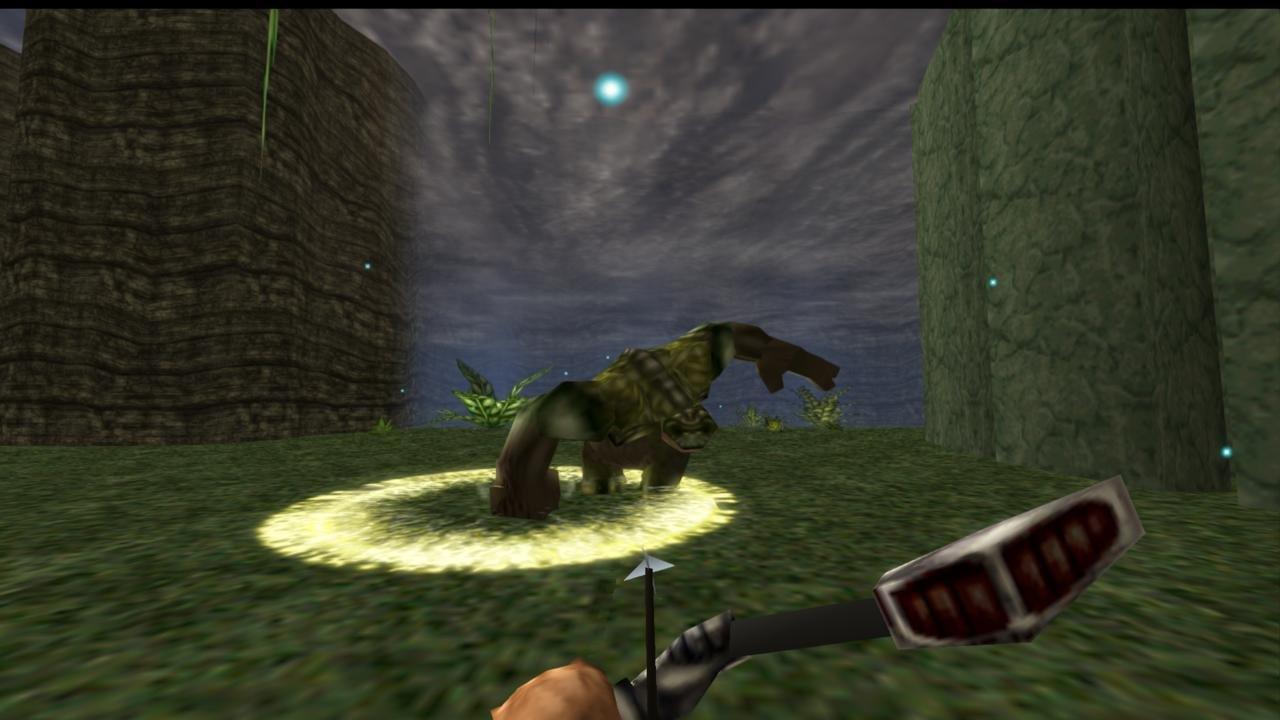 Turok: Dinosaur Hunter (1996)