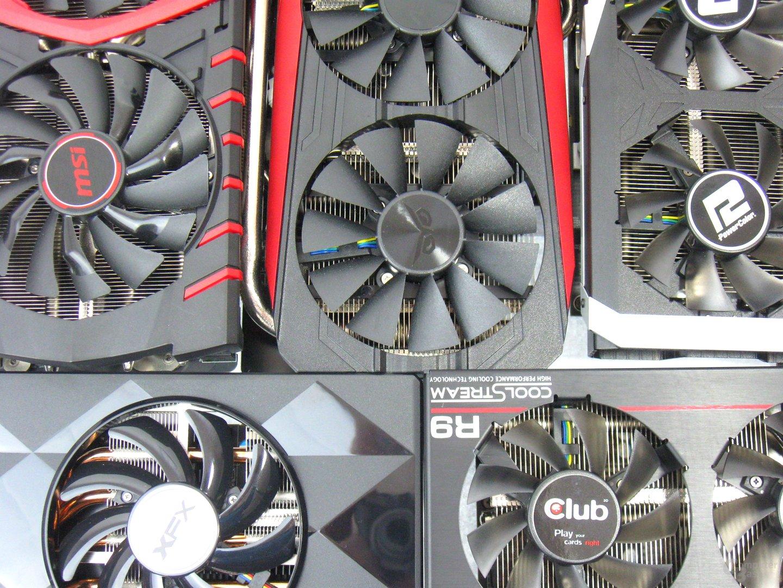 Radeon R9 390(X): Neun Partnerkarten mit Luft- und Wasserkühlung im Vergleichstest