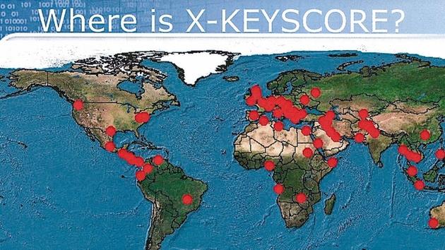 Verfassungsschutz: NSA-Software XKeyscore im Austausch gegen Daten