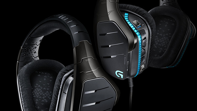 Logitech G933 & G633: Headsets mit Audiomixfunktion für mehrere Quellen