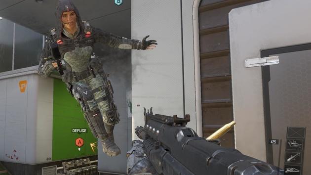 CoD Black Ops III: Mehrspieler-Beta auf PC und Xbox One gestartet