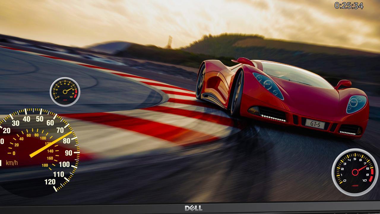 S2716DG: Dells erster Gaming-Monitor setzt auf G-Sync