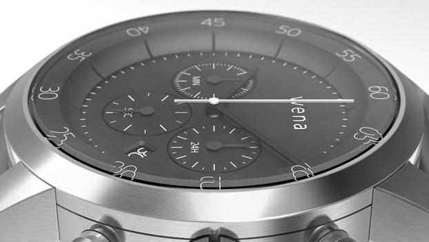 Wena: Sony kombiniert Smartwatch mit klassischer Uhr