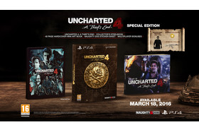 Uncharted 4: A Thief's End – Special Edition