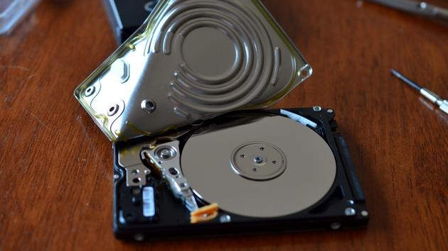 2,5-Zoll-Festplatten: Seagate steigert die Datendichte auf 1 TByte pro Platter