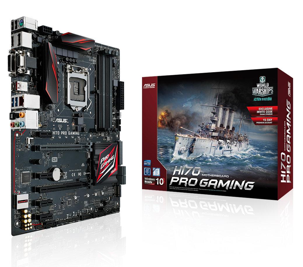 H170 Pro Gaming