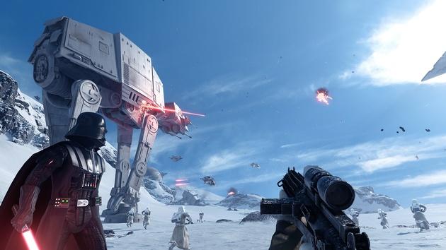 Star Wars: Battlefront: Beta-Phase und Mobile-App angekündigt