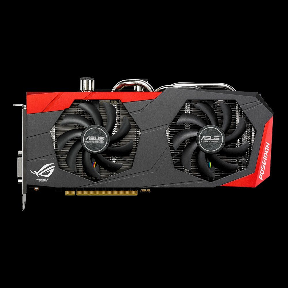 Asus GeForce GTX 980 Ti Poseidon Platinum