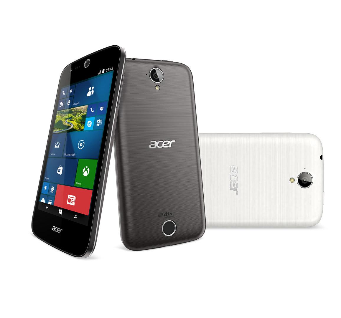 Acer Liquid M320 und M330