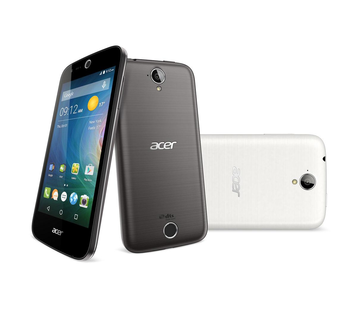 Acer Liquid Z320 uns Z330