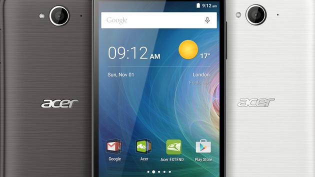 IFA 2015: Acer mit sechs neuen Android- & zwei Windows-Smartphones