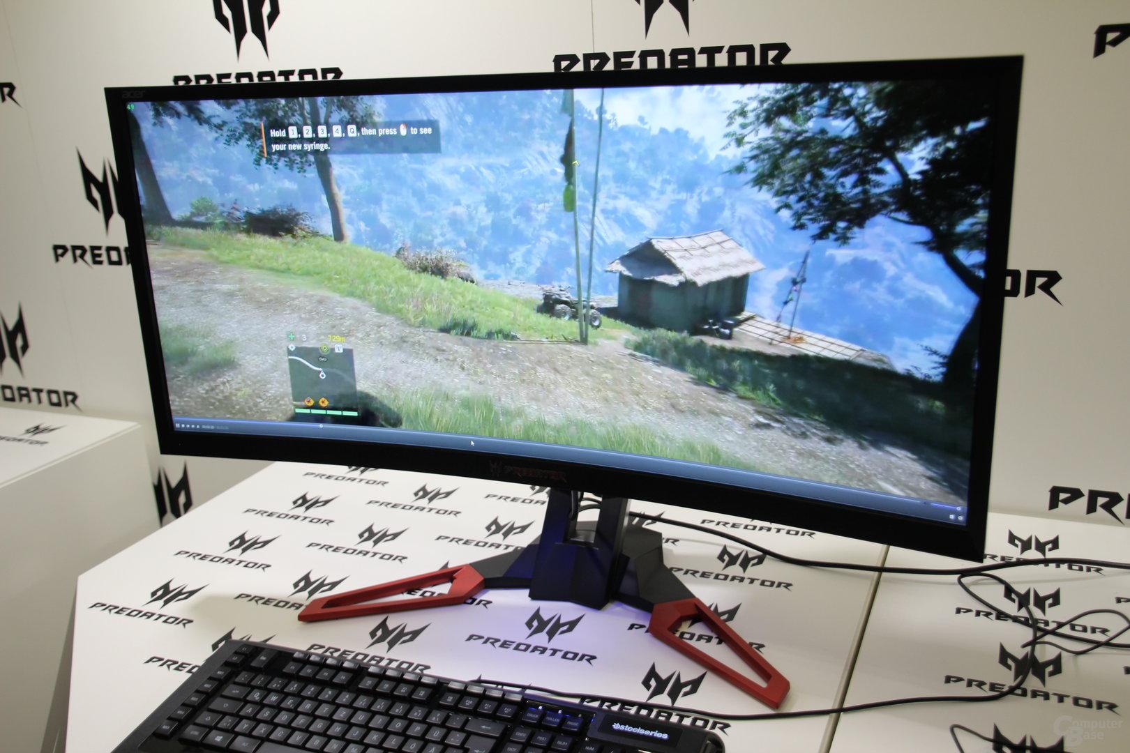 Acer Z35 Predator