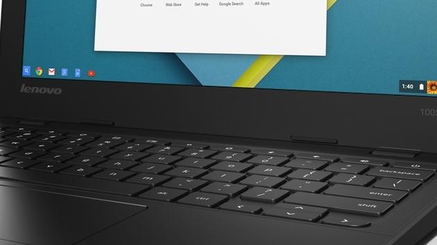 Lenovo ideapad 100S: Chromebook als 11- und 14-Zoll-Modell ab 179 US-Dollar