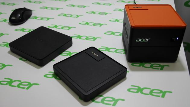 Revo Build: Acer präsentiert modularen Würfel-PC im Mini-Format