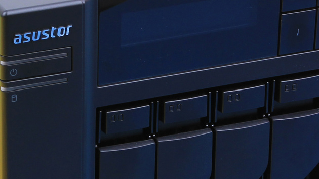 Asustor: Intels 14-nm-SoC Braswell hält Einzug im NAS