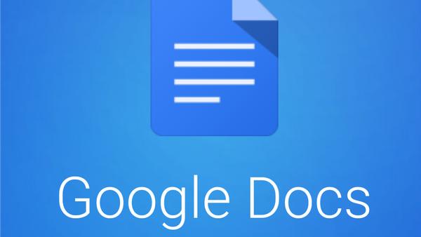 Office Suite: In Google Docs darf jetzt überall diktiert werden