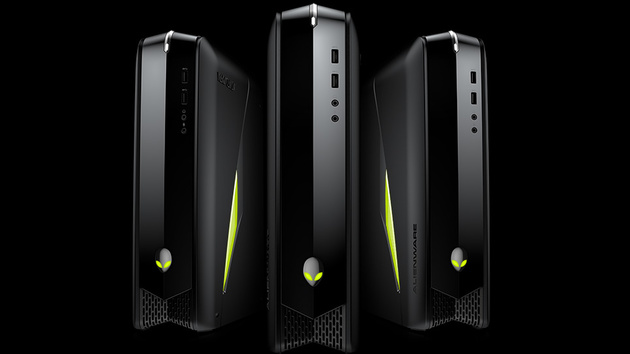 Alienware X51: Konfigurierbarer Spieler-PC kühlt Skylake-CPU mit Wasser