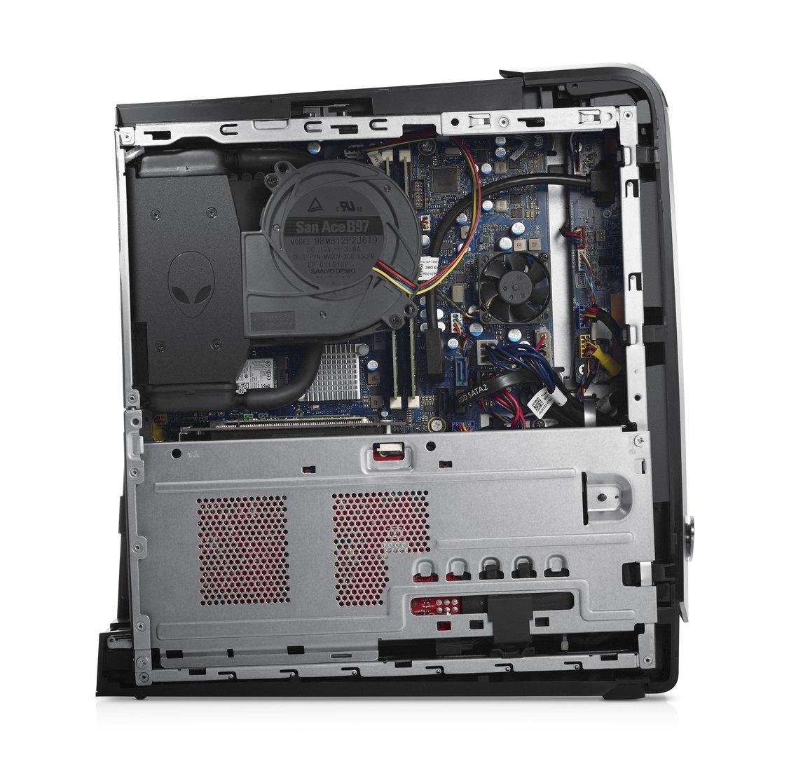 Spieler-PC von Alienware in neuer Generation mit Skylake Core i7-6700K