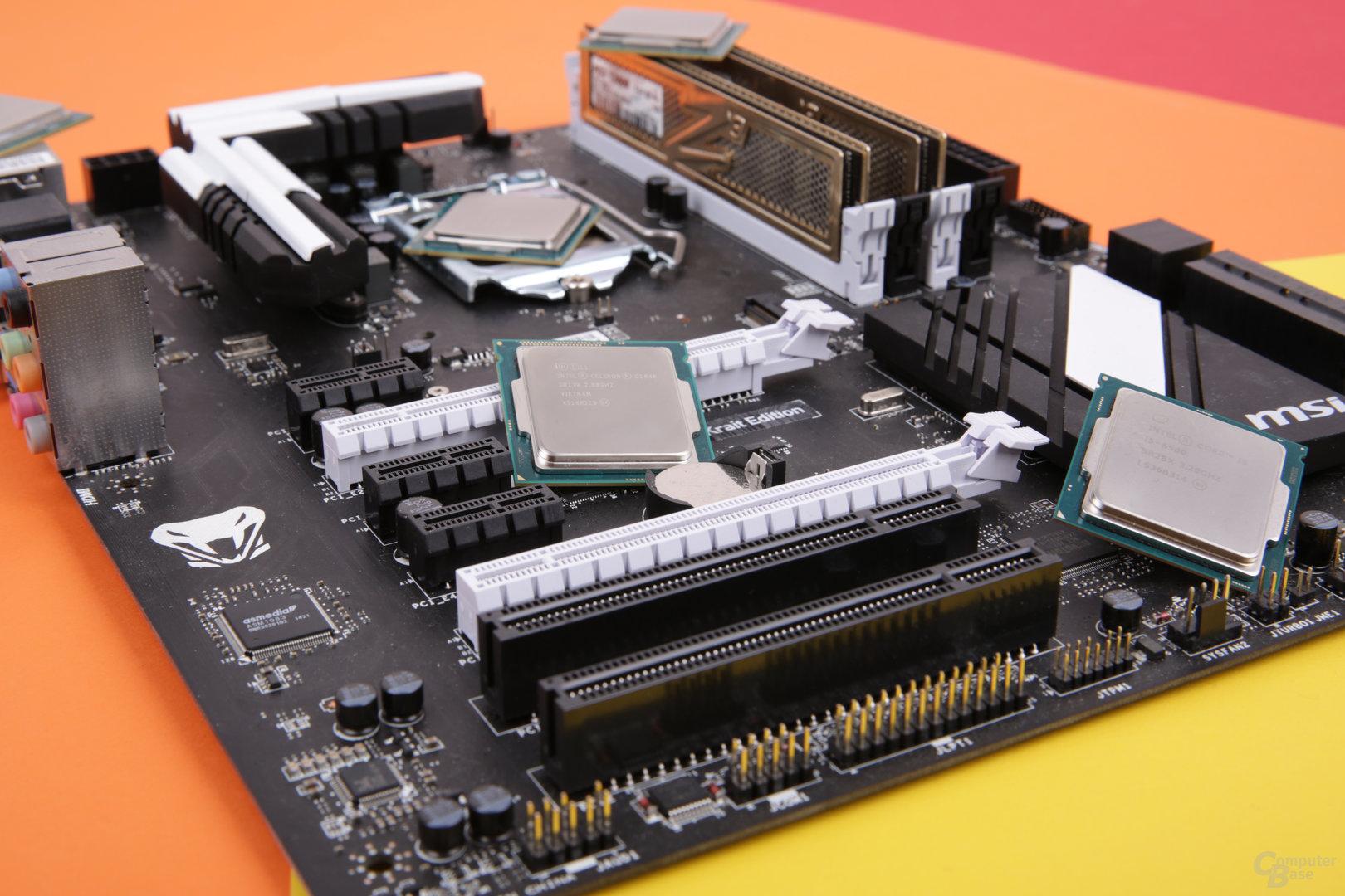 Intel-CPUs für LoL und co.