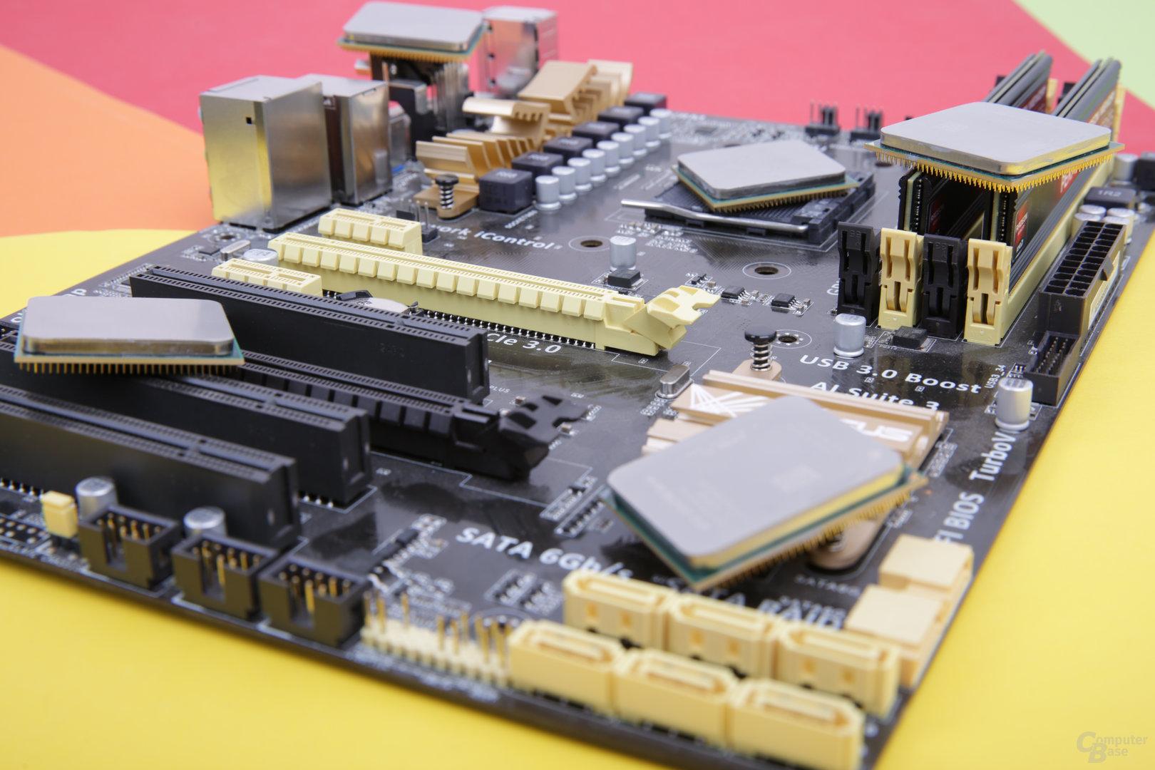 AMD-APUs für LoL und co.