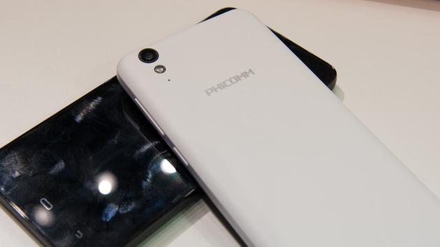 Phicomm Energy L & Clue L: Einsteiger-Smartphones mit identischer Basis ab 100 Euro