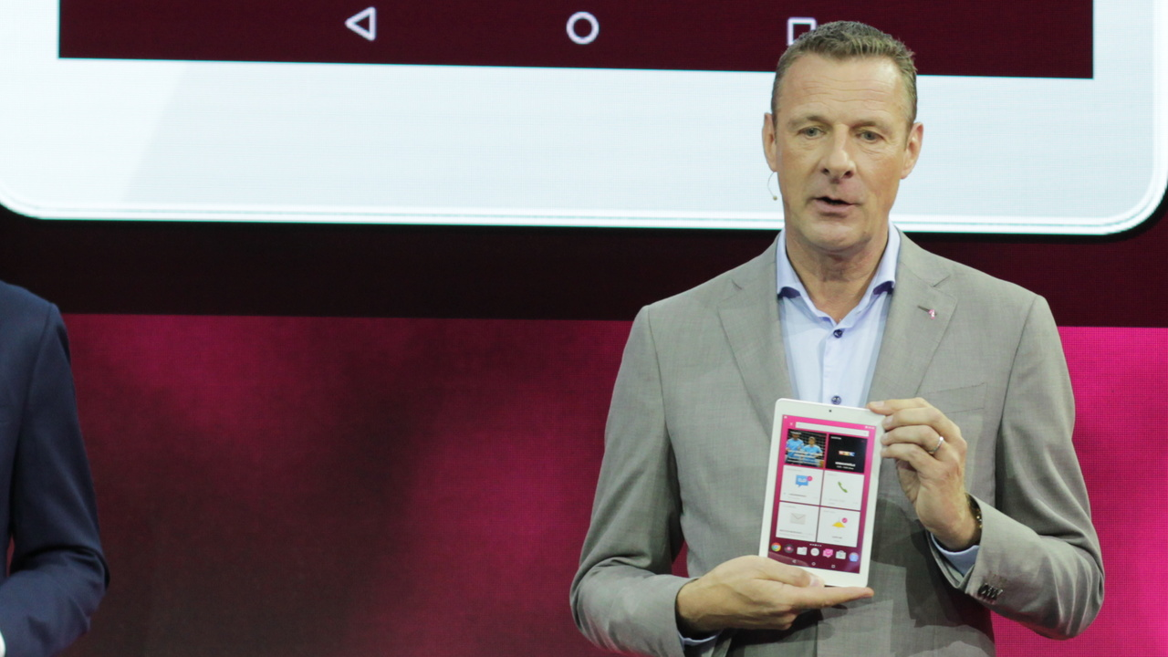 Telekom Puls: 8-Zoll-IPS-Tablet als digitale Schaltzentrale für 49,99 Euro