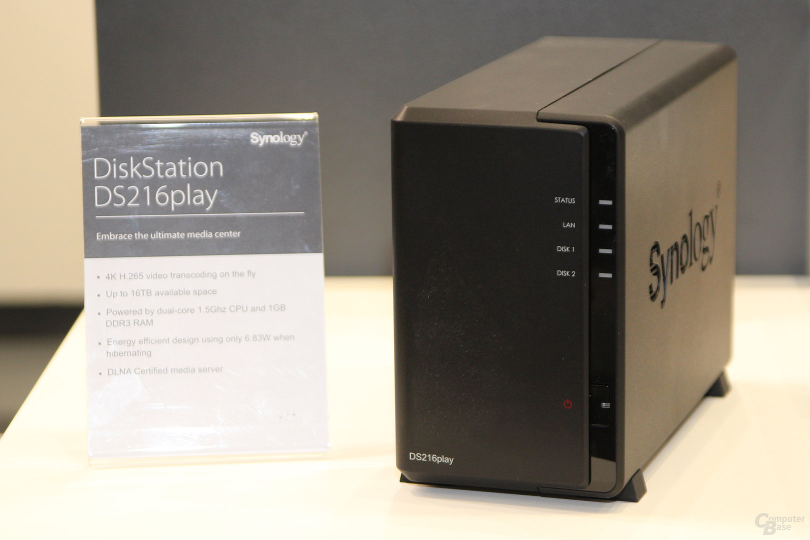 Synology DS216play