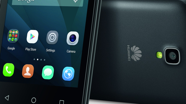 Huawei Y5 & Y6: Android-5.1-Smartphones mit LTE für 129 und 149 Euro