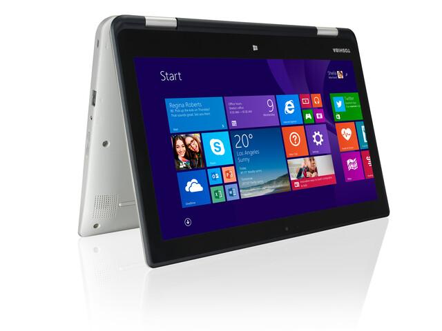 Mit neuen Braswell-SoCs verspricht Toshiba ein verbessertes Multitasking