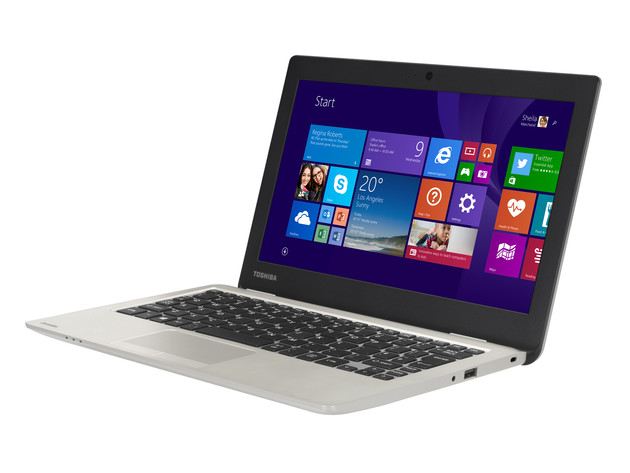 Toshibas Satellite CL10-Serie als günstiges Windows-Notebook