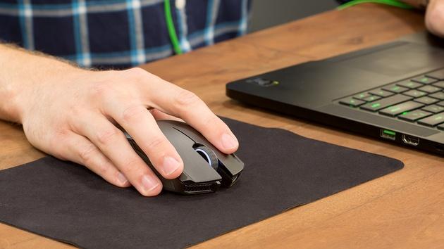 Razer Orochi 2016: Bluetooth-Spielemaus mit mehr dpi und längerer Laufzeit