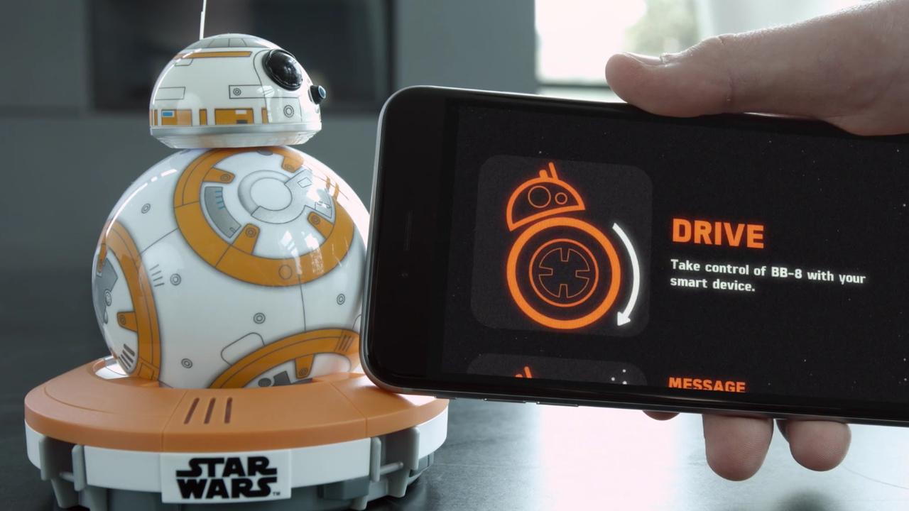 Sphero BB-8: Star-Wars-Droide ab sofort vorbestellbar