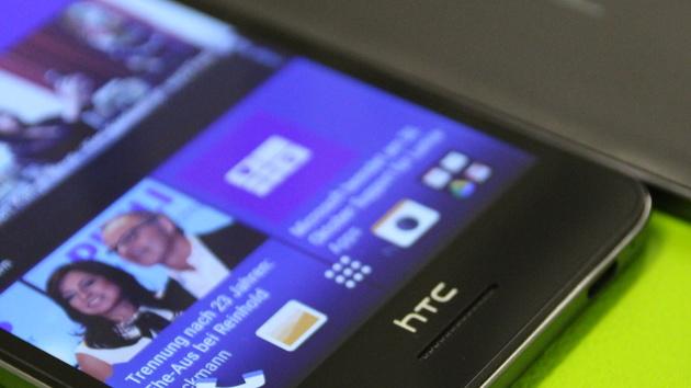 HTC Desire 728G: Dual-SIM-Smartphone mit 5,5Zoll für 299Euro