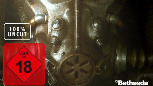 Altersfreigabe ab 18: Fallout 4 erscheint in D-A-CH-Region ungeschnitten