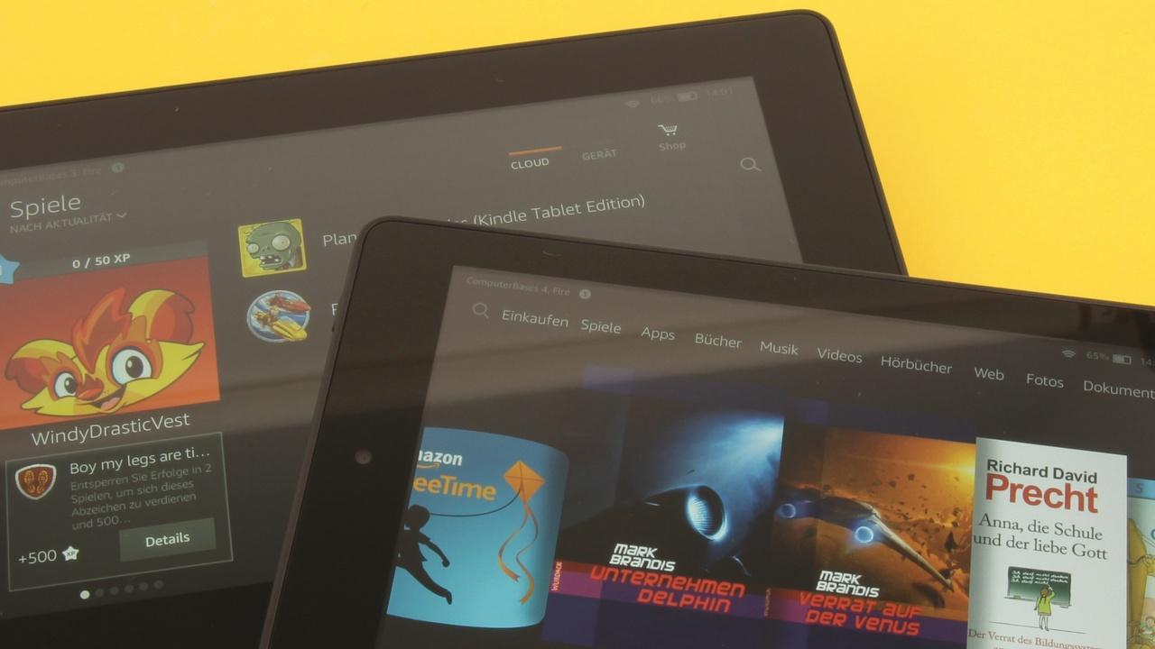 Amazon: Fire-Tablet für 50 US-Dollar soll zu Weihnachten fertig sein
